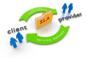 Aplikasi Kerja Berbasis SLA